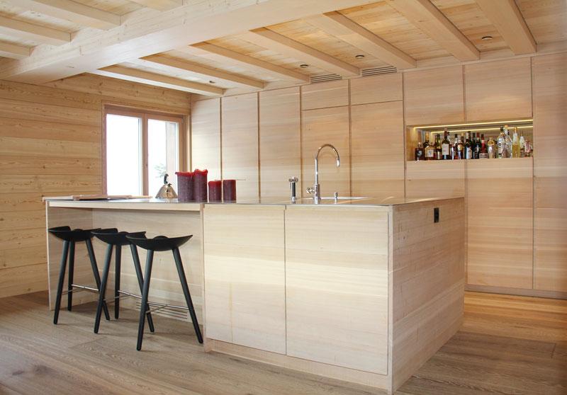 HOLZWEG.CH: Faszination Massivholz: Küchen aus Massivholz | {Individuelle küchen 30}